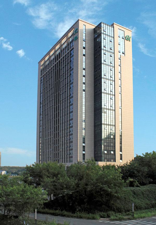 Oficinas principales de Beike – Shenzhen