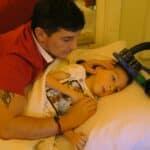 Niño con Parálisis Cerebral ve mejorías y decide regresar